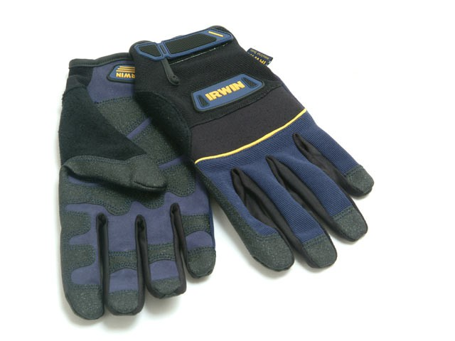 Heavy-Duty Jobsite Gloves - Extra Large