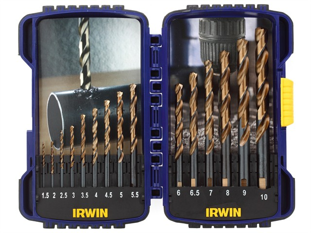 Pro Drill Set Turbo Max Set of 15