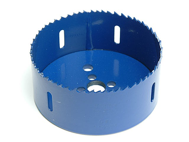 Bi-Metal High Speed Holesaw 114mm