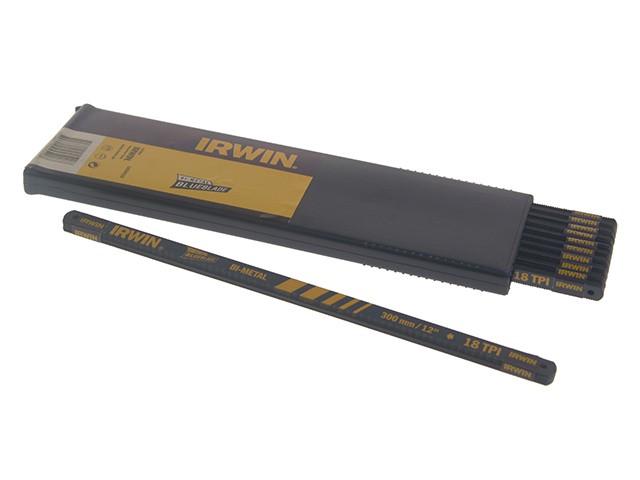 Bi-Metal Hacksaw Blades 300mm (12in) x 18tpi Pack 100