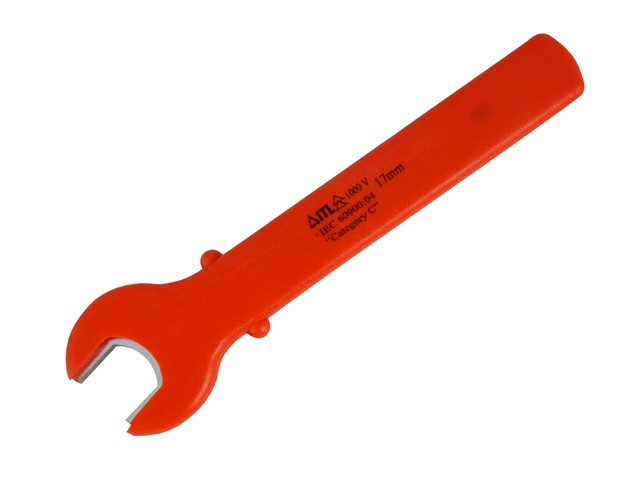 Totally Insulated Open End Spanner 17mm