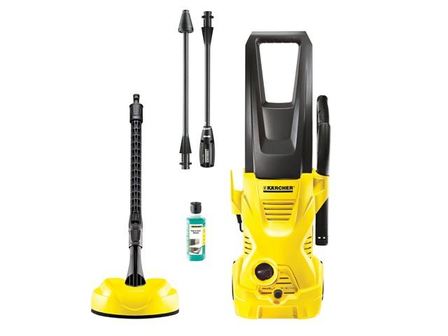 K2 Home Pressure Washer 110 Bar 240 Volt