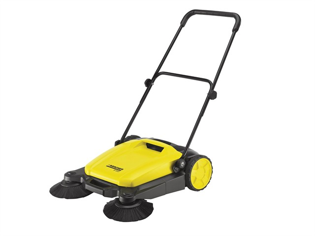 S650 Push Garden Sweeper