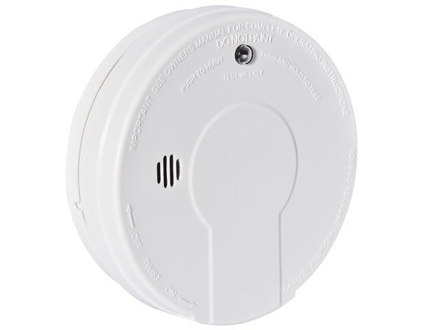I9060-UK-C Living Areas Smoke Alarm With Hush