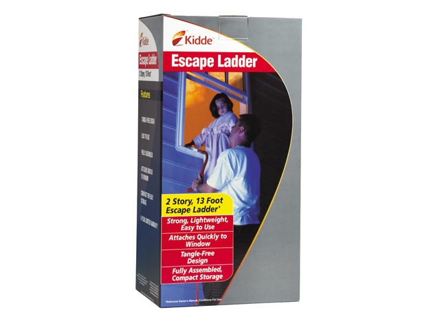 Escape Ladder 2 Storey 13ft