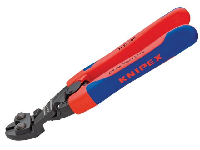 CoBolt® Compact Bolt Cutter 20° Head Multi-Component Grip 200mm (8in)