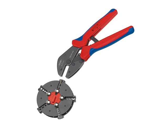 Multicrimp® Pliers Set - 5 Quick Change Cartridges
