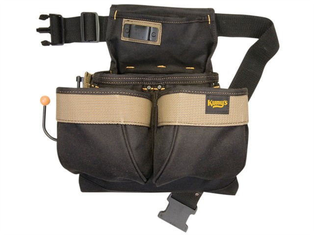 PK-1836 5 Pocket Framers Nail/Tool Pouch With Belt