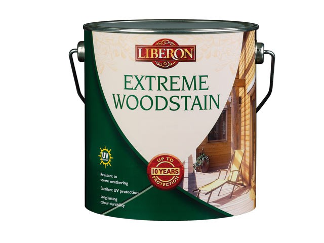 Extreme Woodstain Spanish Cedar 2.5 Litre