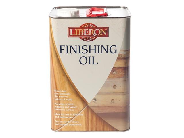 Finishing Oil 5 litre