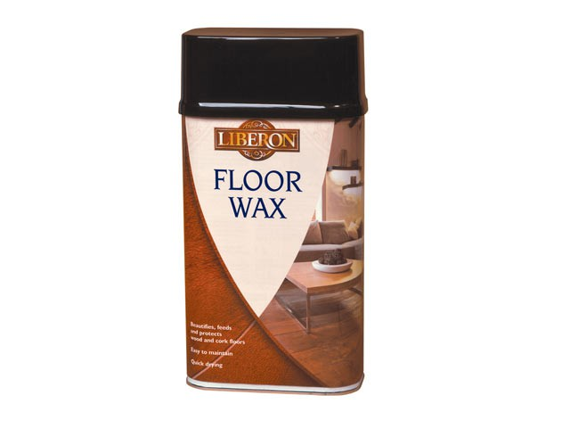 Wood Floor Wax Clear 1 Litre