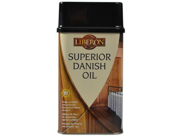 Superior Danish Oil 500ml