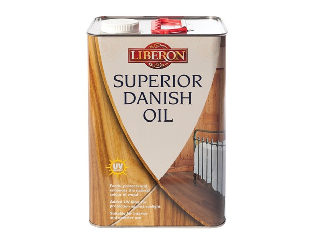 Superior Danish Oil 5 litre