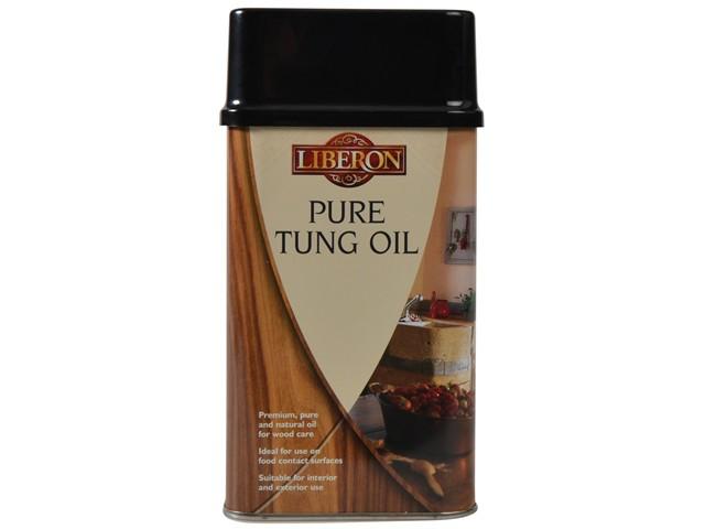 Pure Tung Oil 500ml