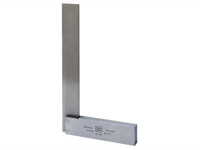 4009 Engineer's Square Grade B 225mm (9in)