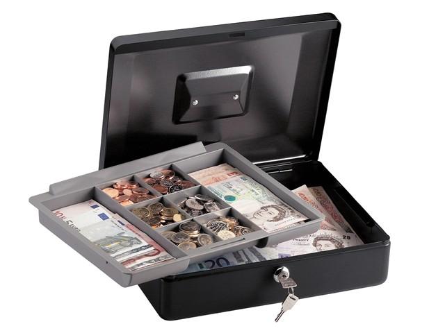 Medium Cash Box with Keyed Lock