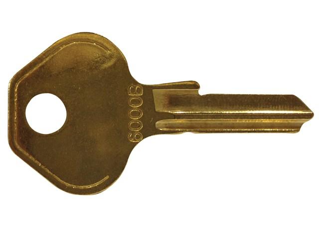 K6000 Single Keyblank
