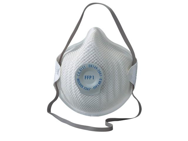 Classic Series FFP1 NR D Valved Mask (Pack 20)