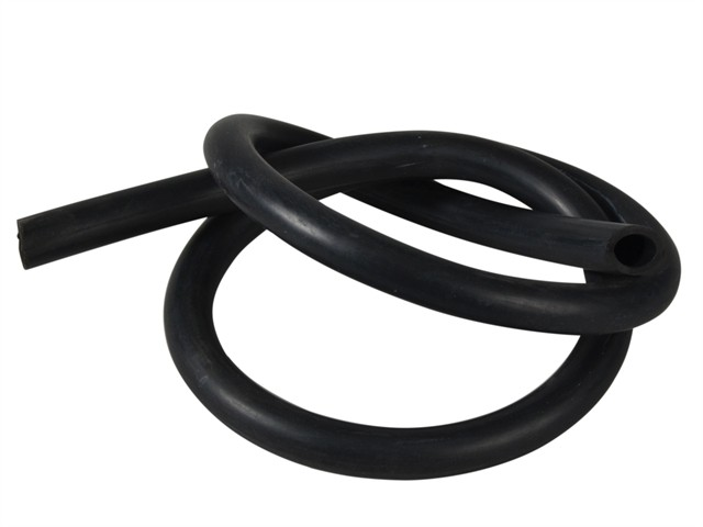 1445F Black Rubber Hose - 1 Metre