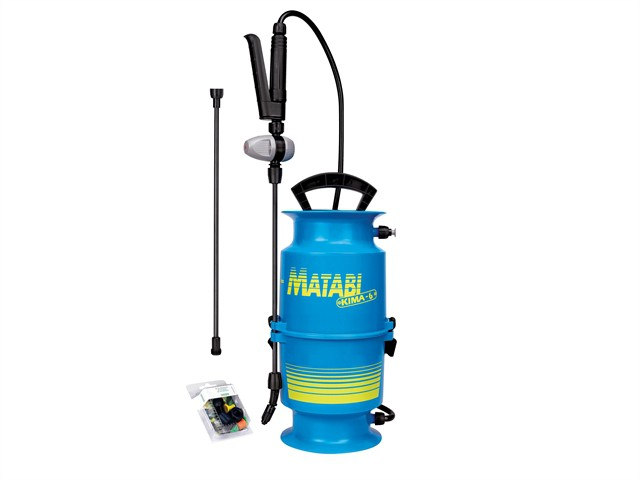 Kima 6 Sprayer + Pressure Regulator 4 litre