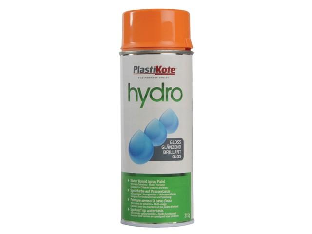 Hydro Spray Paint Orange Gloss 350ml