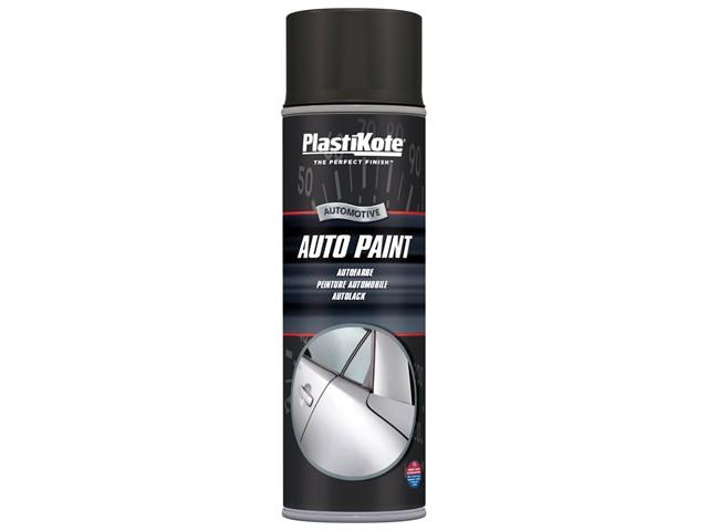 Auto Paint Black Matt 500ml