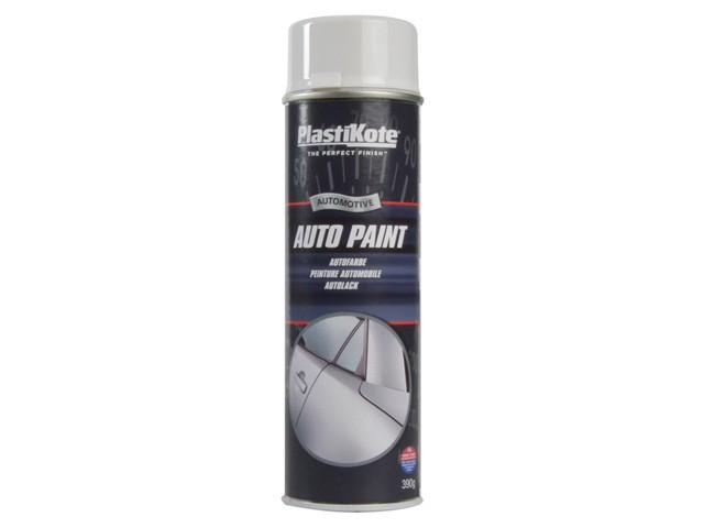 Auto Paint White Gloss 500ml