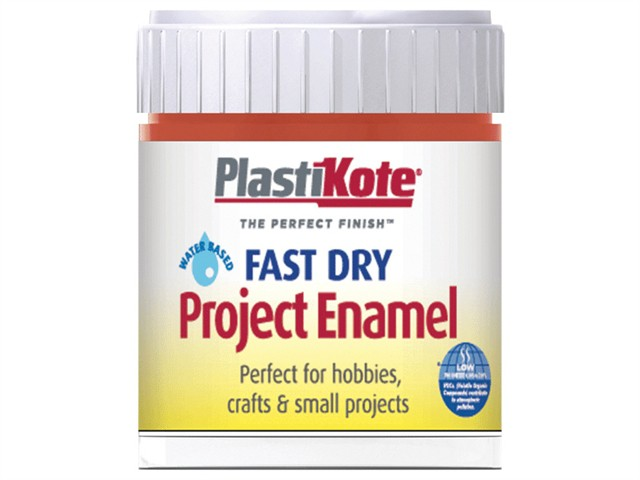 Fast Dry Enamel Paint B13 Bottle Insignia Red 59ml