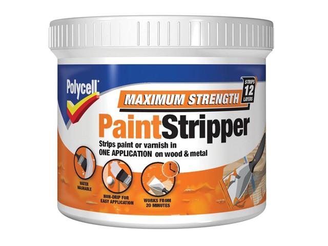 Maximum Strength Paint Stripper 500ml