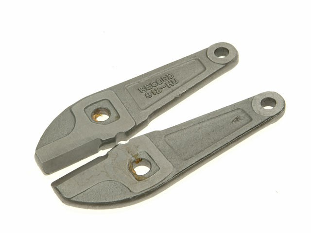 J918H Pair of High Tensile Replacement Jaws 460mm (18in)
