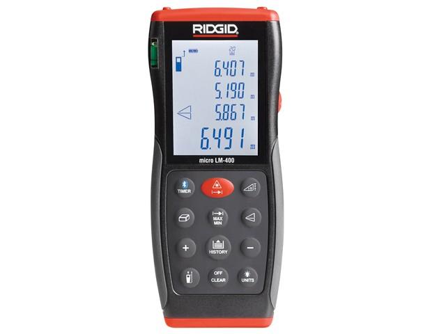 36813 Micro LM-400 Advanced Laser Distance Measure 70m