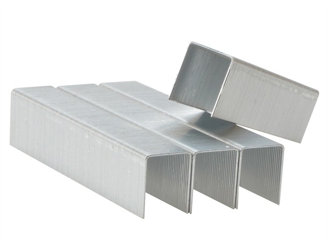 53/14B 14mm Galvanised Staples Box 2500