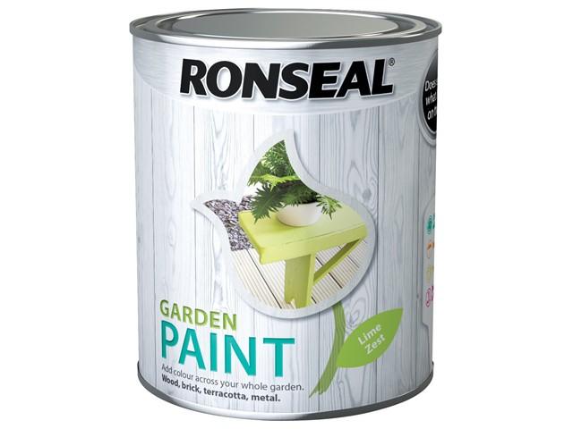 Garden Paint Lime Zest 750ml