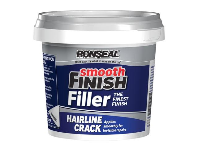 Smooth Finish Hairline Crack Filler 600g