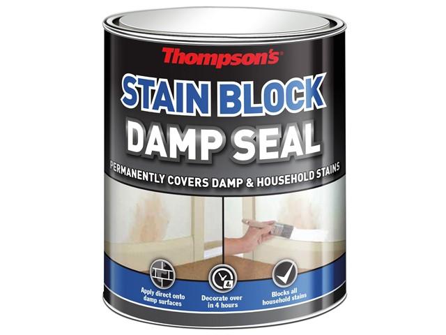Thompson's Stain Block Damp Seal 250ml