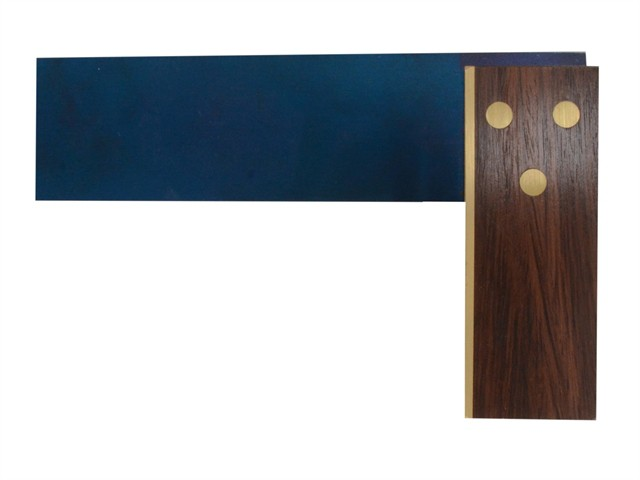 RC421 Rosewood Carpenters Try Square 150mm (6in)