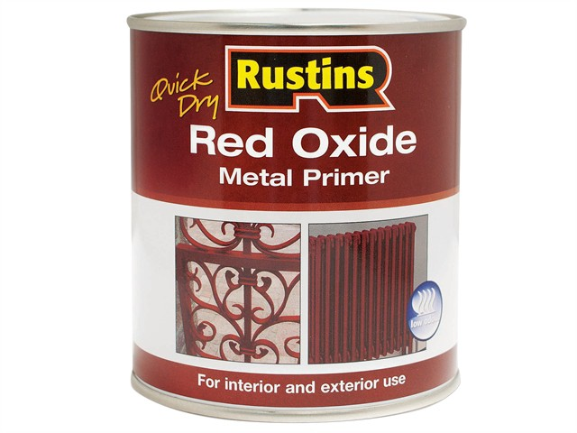Quick Dry Red Oxide Metal Primer 250ml