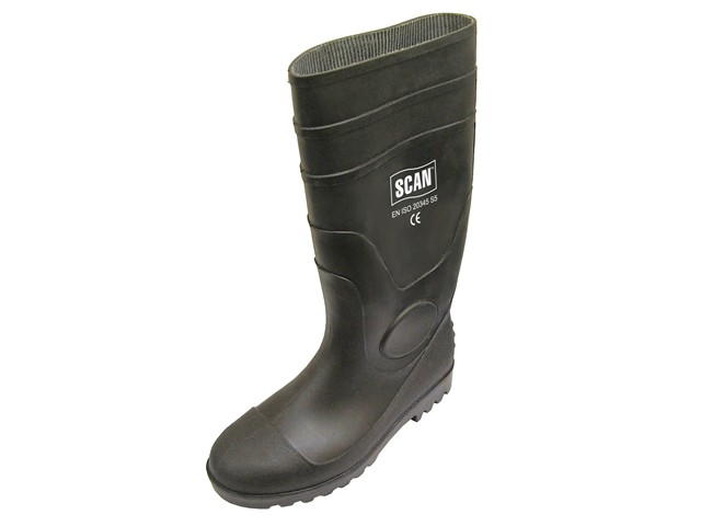 Safety Wellingtons UK 12 Euro 47