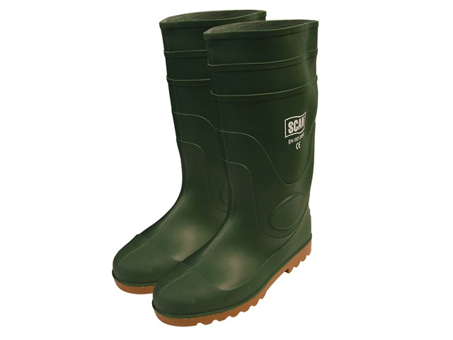 Non Safety Wellington Boots UK 7 Euro 41