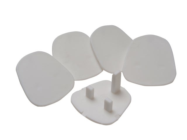 Child Safety Blanking Plugs (Pack of 5)