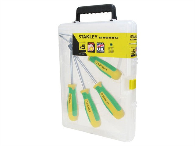 Magnum Screwdriver Set of 5 TX