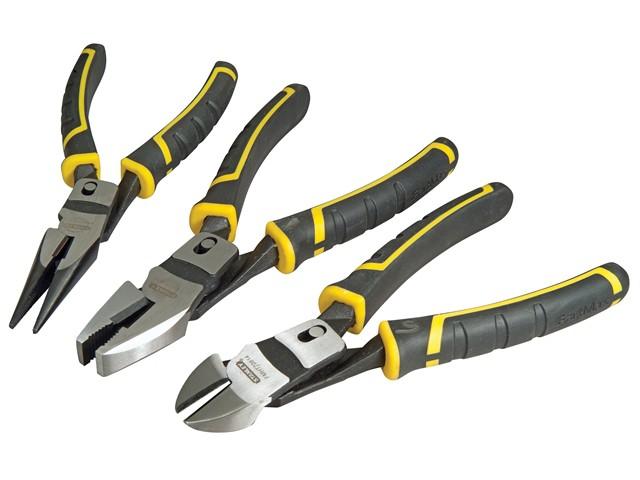 FatMax® Compound Action Pliers Set 3 Piece