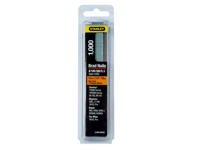 SWKBN Brad Nail 12mm SWKBN050 Pack 1000