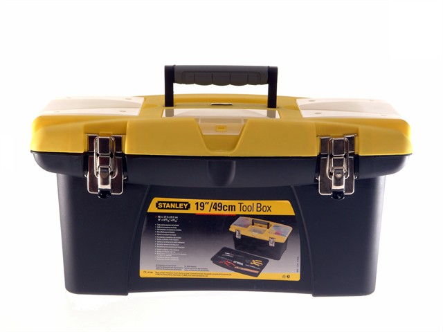 Jumbo Toolbox & Tray 50cm (19in)