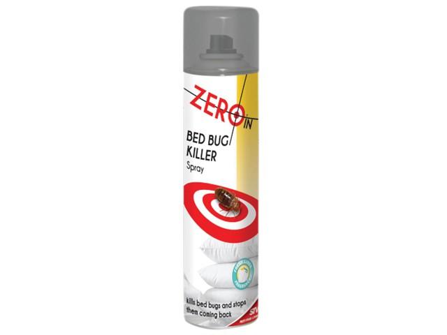 Zero In Bed Bug Killer Spray 300ml
