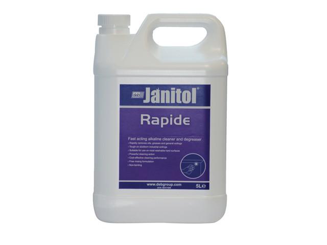 Janitol Rapide 5 litre