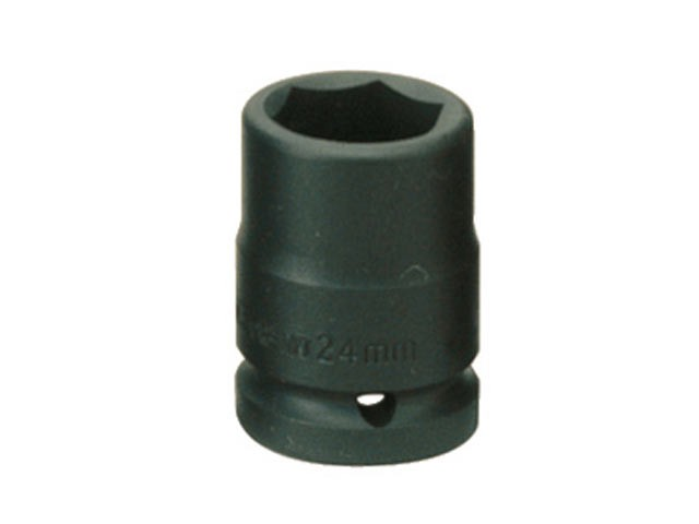 Impact Socket Hexagon 6 Point 1/2in Drive 28mm