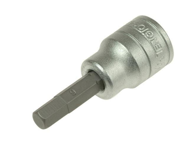 S2 Hex Socket Bit 3/8in Drive 5mm