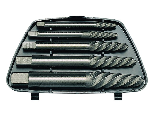 SE05 Screw Extractor Set, 5 Piece