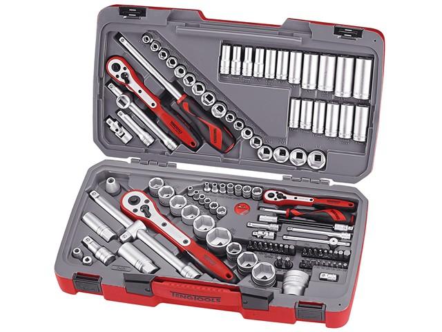 TM111 Tool Set of 111 Metric & AF 1/4in 3/8in & 1/2in Drive